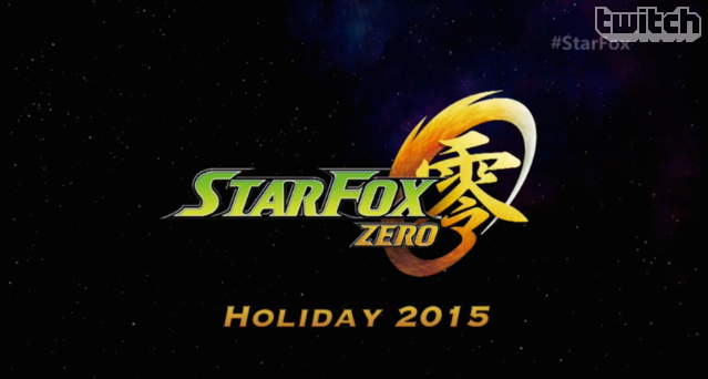 "Nintendo announces ""Star Fox Zero""【E3 2015】"