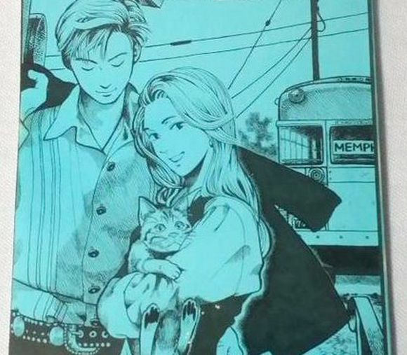 Popular manga artist's shockingly great doodles from school prove he's always had talent