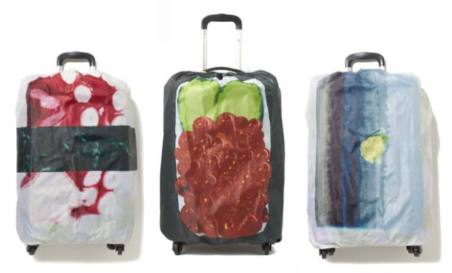 Sushi suitcase covers are back, this time with new flavors!
