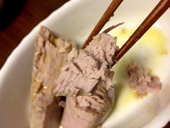 tuna chopstick