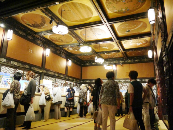 Meguro Gajoen, a traditional event space in Tokyo and its stairway of 100 steps