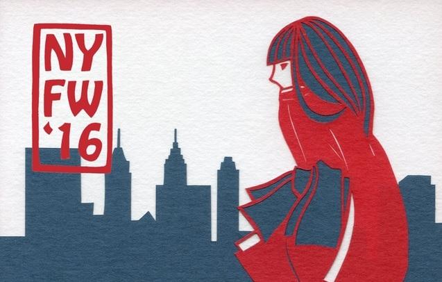 Kimono artisans hope to revive dying industry by taking kimono to New York Fashion Week