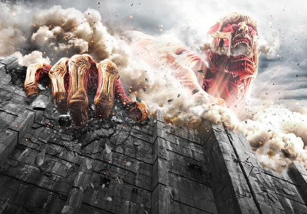 "Critic reviews Attack on Titan movie: ""I wished the titans would eat the kids so it would end"""