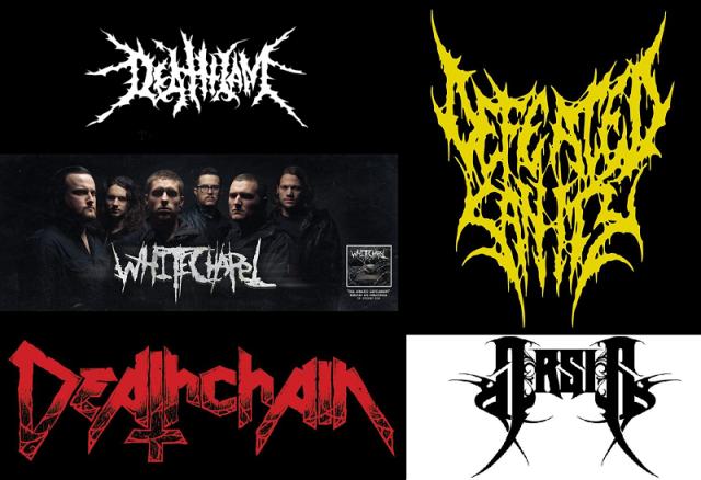 Japanese design site explains how death metal fans find bands based on…logos?!