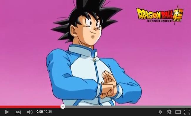 DBS Goku