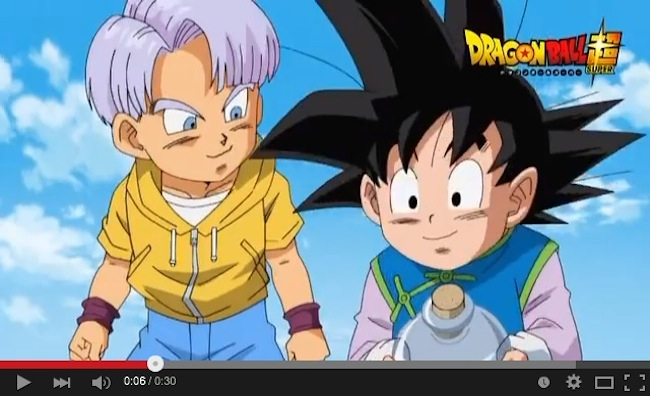 DBS Goten Trunks