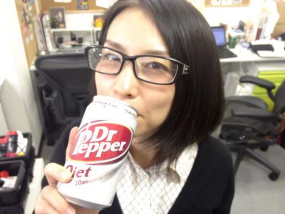 diet dr pepper top