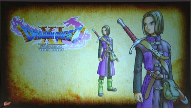 Dragon Quest XI's main protagonist's outfit may reveal a spoilery secret origin