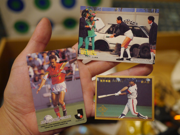 Our Japanese reporter cleans his childhood room, finds all kinds of nostalgic treasures