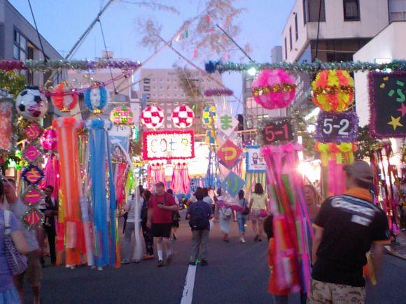 Fussa_Tanabata_Festival-Tokyo