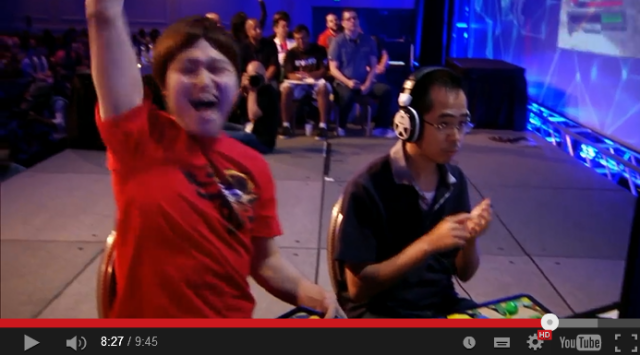 """""""Why? Why?!?!"""" Competitive gamer's premature celebration is equal parts disastrous and hilarious"""