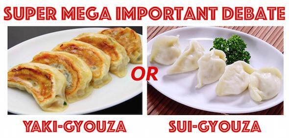 Gyoza Fight