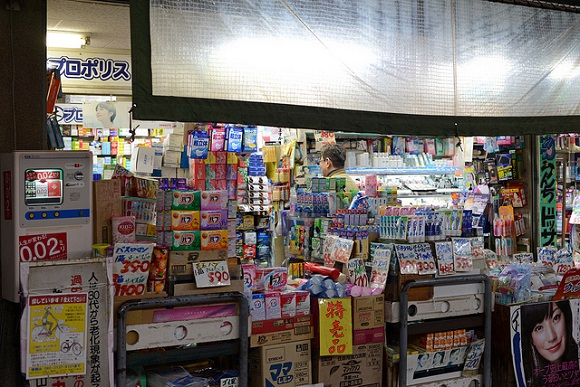 Things you won't believe Chinese tourists are buying in Japan: drugstore edition