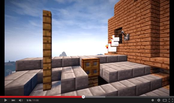 minecraft castle 04