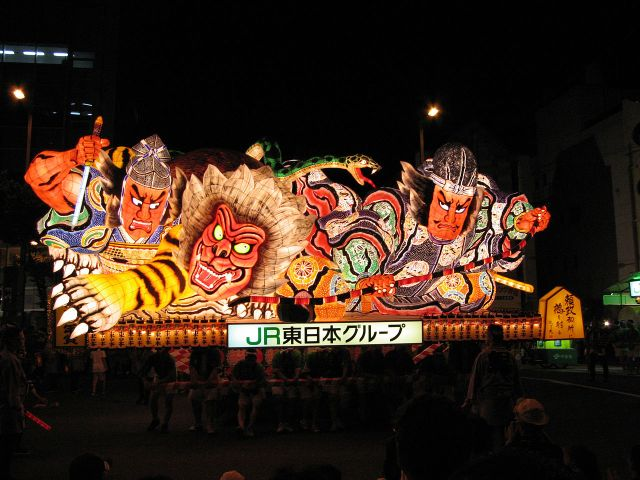 Aomori's fabled Nebuta Festival 2015 to feature Star Wars floats
