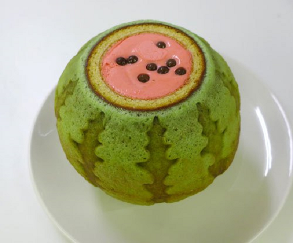 Watermelon mousse cake sounds too good to be true, but it's real and in our office 【Taste-test】