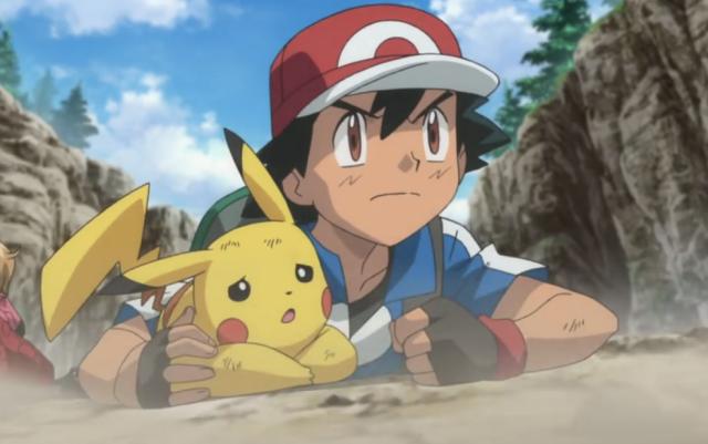 """Urgent news bulletin: Pikachu has been kidnapped!"""
