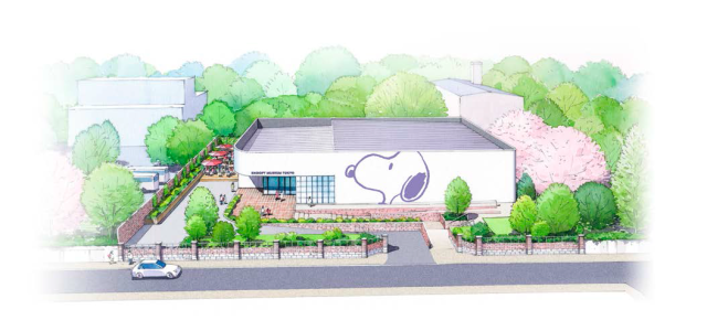 Snoopy Museum scheduled to open in Tokyo's Roppongi