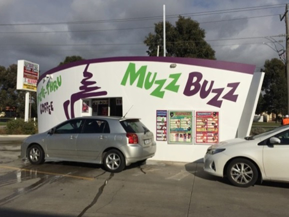 Australia's Muzz Buzz coffee shop to open Japan's first drive-through outlet in Tottori