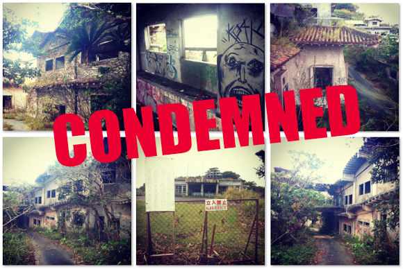 Haunted, abandoned hotel complex on Okinawa is a lesson against messing with Japan's spirits