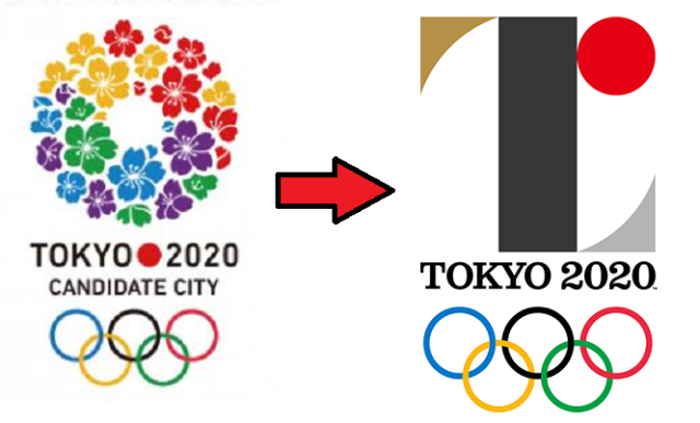 Just what the heck is the Tokyo Olympics symbol supposed to be?