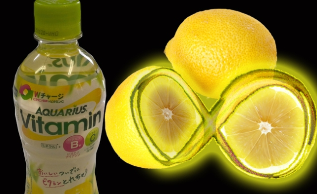 A lemon has infinite vitamin C: unofficial joint study of Soft Drink Association, Twitter users