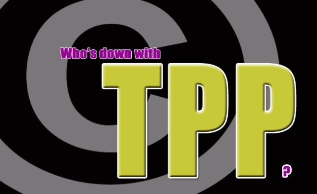 Thousands sign petition against TPP's supposed copyright conditions