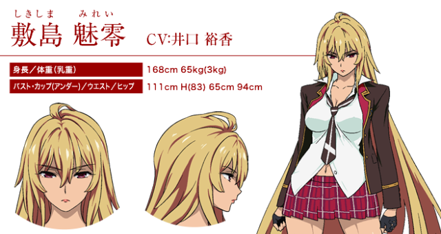Just when you thought anime marketing couldn't be any more bust-focused: character breast weights