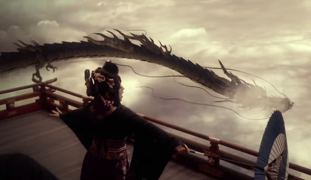 "Wagakki Band releases video for new song ""Akatsukino Ito,"" featuring swords and dragons 【Video】"