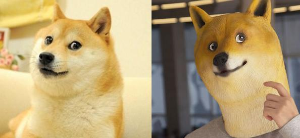 Wondering what to dress as this coming Halloween? We've got the answer! So mask. Much doge. Wow.