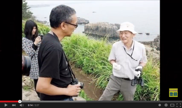 Retired Japanese man who saved over 500 from suicide to become star of worldwide documentary