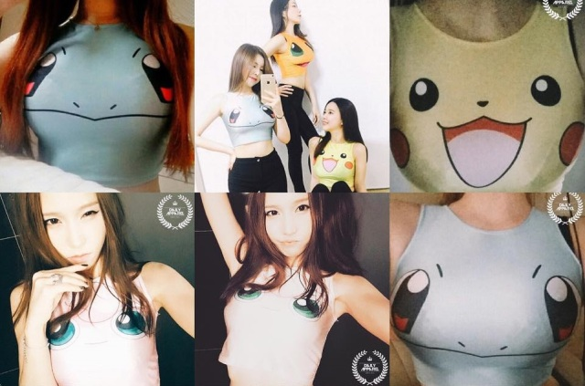 The most eye-popping Pokémon shirts we've ever seen