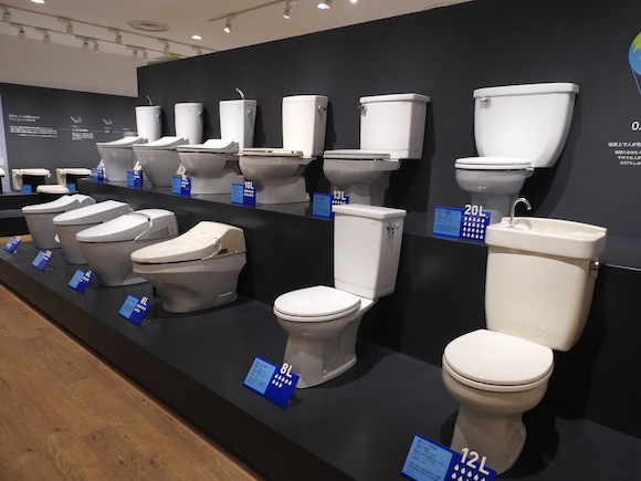 We explore the evolution of the toilet at Kitakyushu's newly opened TOTO Museum