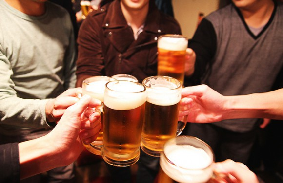 No booze please, we're Japanese: studies show Japanese people are drinking less than ever