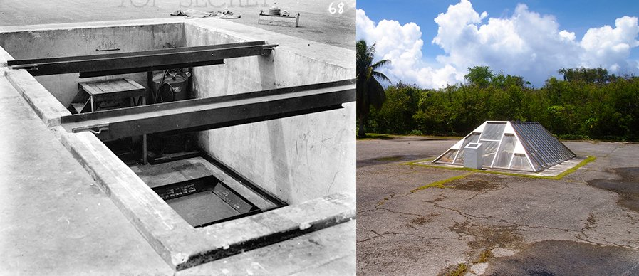 both-pits-for-little-boy-and-fat-man-each-roughly-8-feet-by-12-feet-still-exist-today-on-the-island-and-now-serve-as-a-memorial