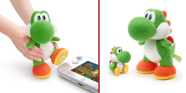 Nintendo's Yarn Yoshi Amiibo is back, now bigger (and cuter) than ever!