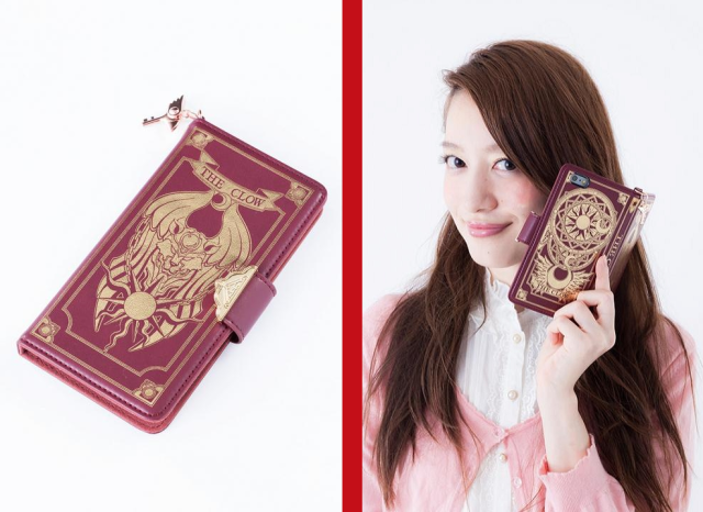 Cardcaptor Sakura is ready to capture your phone with this elegant anime iPhone case