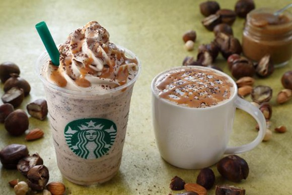Starbucks Japan rolls out chestnut lattes and frappuccinos to get us in the mood for autumn