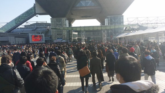 Japanese Twitter user reveals why taxi drivers flock to Big Sight during Comiket