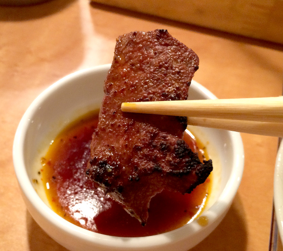 Tasty and cheap: 30 minutes of all-you-can-eat yakiniku for only 780 yen