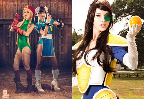 Her cosplay power is over 9000! Japan mesmerized by American cosplayer Megan Coffrey【Photos】