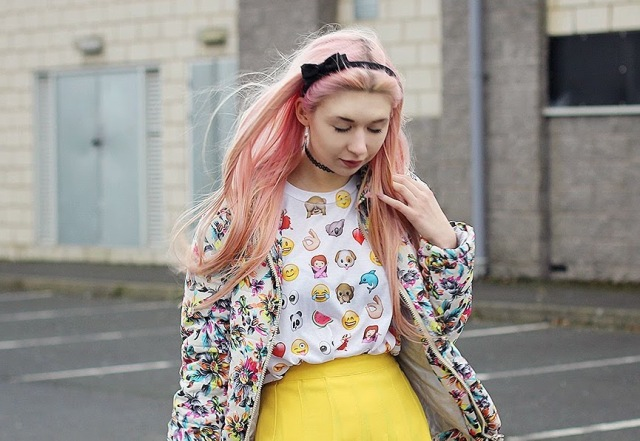 "Emoji is the new black: Could emoji fashion be the next ""kawaii"" trend?"