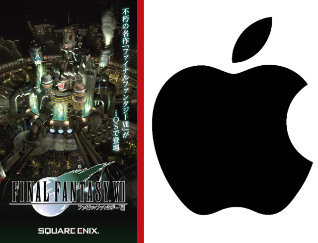 Gold Saucer on the go! Final Fantasy VII out now for iOS devices with skippable battles