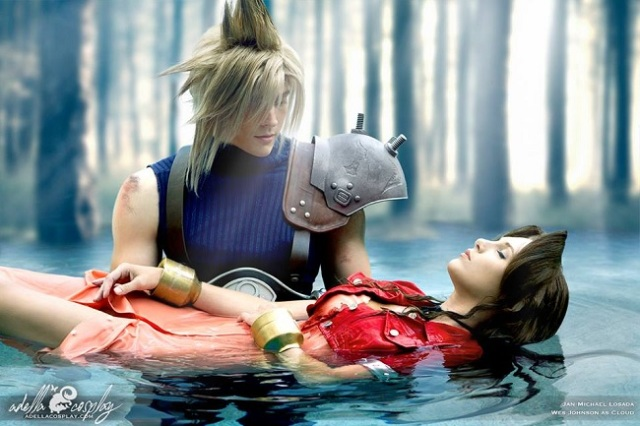 This perfect Final Fantasy VII cosplay will get you even more excited for the re-release【Photos】
