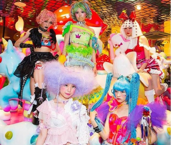 Kawaii Monster Cafe opens in Harajuku with a pop of color and, you guessed it, cute monster girls