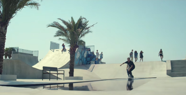 The Lexus Hoverboard is real and people are actually riding it… badly【Video】