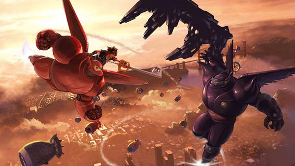 Baymax returns in Kingdom Hearts 3 with adventures following events of Big Hero 6