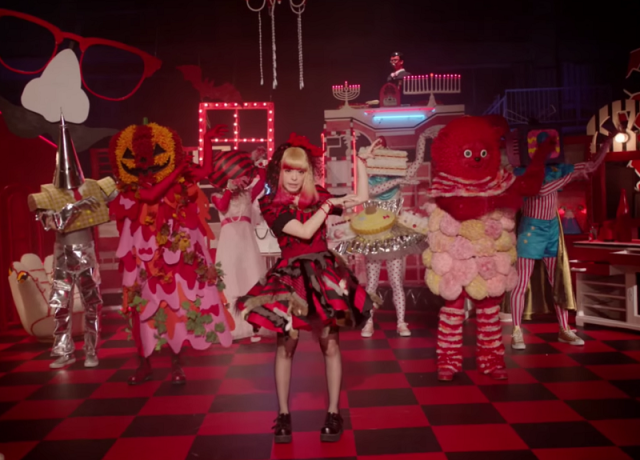 "New Kyary Pamyu Pamyu video ""Crazy Party Night"" makes Halloween cute and colorful…in August"