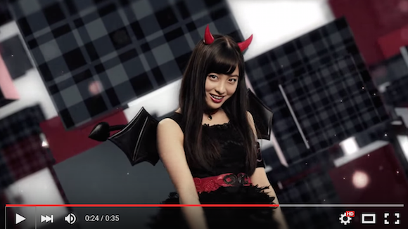 "Kanna Hashimoto reminds everyone why she's the ""once in a millennium"" idol with new ads 【Videos】"