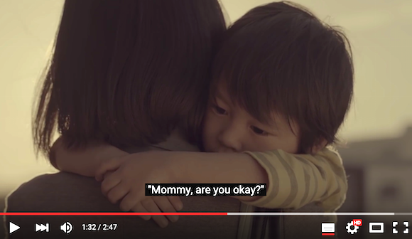 Try not to cry at this series of short films showing struggles working mothers face in Japan